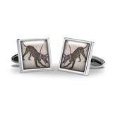 Pompeii Dog Cuff Links