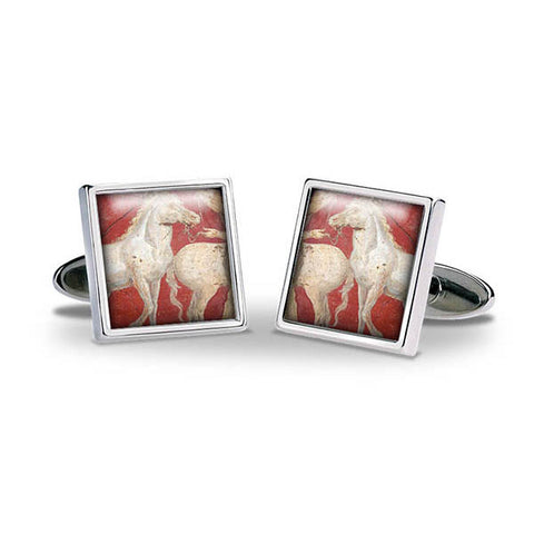 Roman Fresco Cuff Links