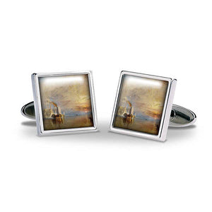Turner Fighting Temeraire Cuff Links