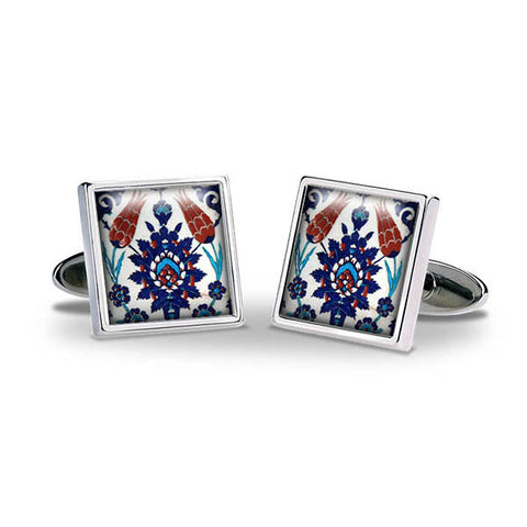 Islamic Starburst Cuff Links