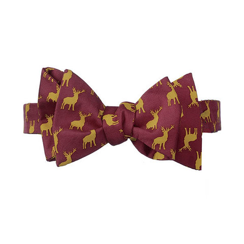 Stag Bow Tie