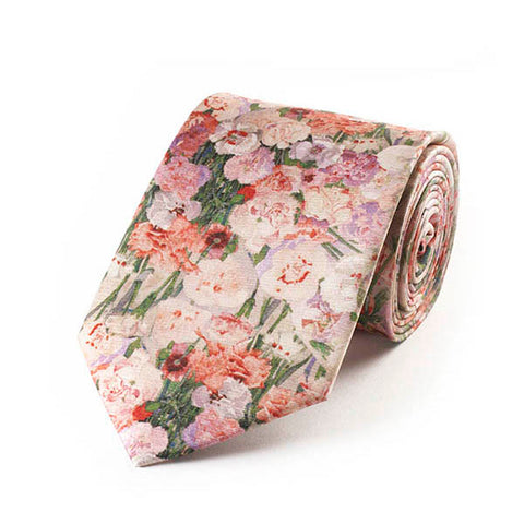 Mackintosh Pinks Silk Tie