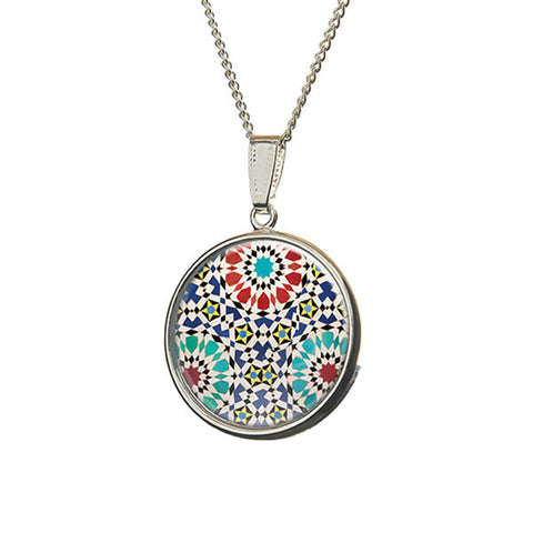 Marrakesh Red Pendant