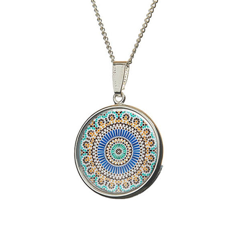 Marrakesh Blue Pendant