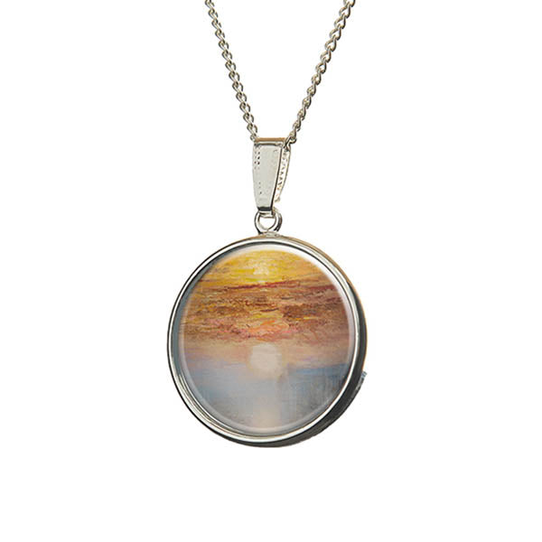 Turner Fighting Temeraire Pendant
