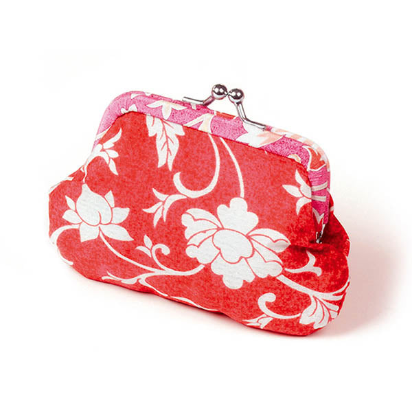Chinoiserie Silk Coin Purse