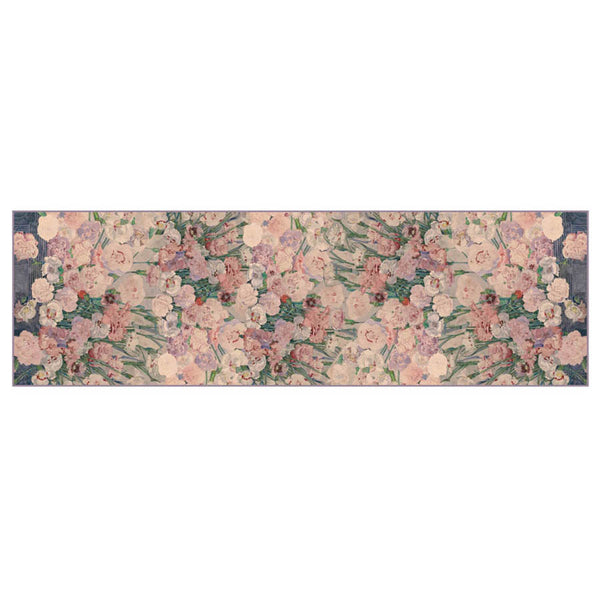 Mackintosh Pinks Chiffon Scarf Flat