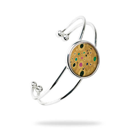 Klimt Gold Bangle