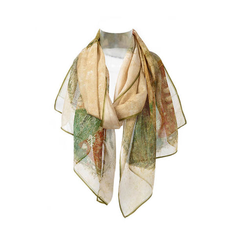 Pompeii Young Girl Chiffon Scarf