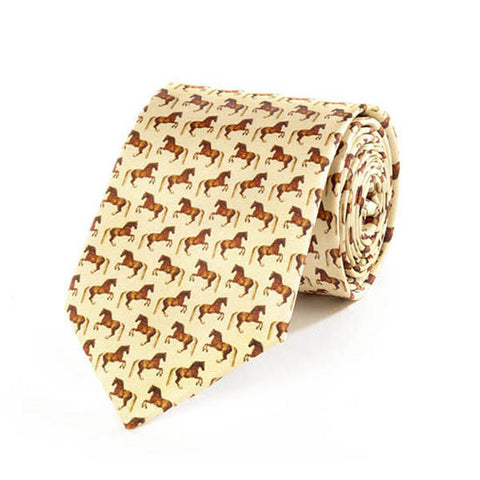 Whistlejacket Silk Tie