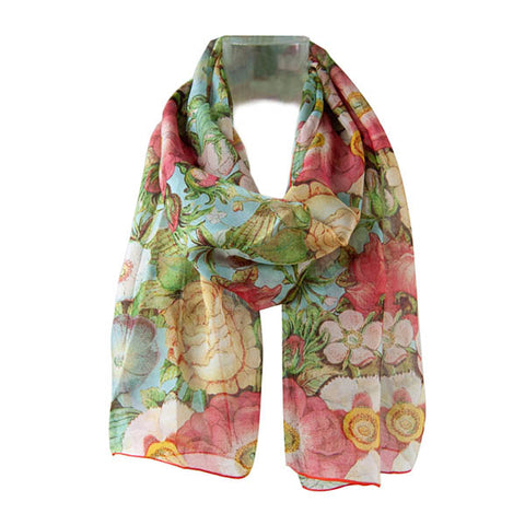Bible Lands Chiffon Scarf