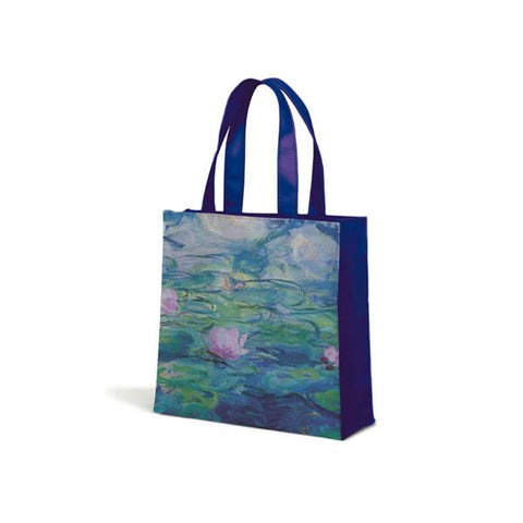 Monet Water Lilies Tote Bag Small