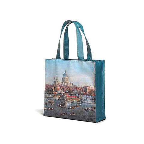 Canaletto Thames Tote Bag