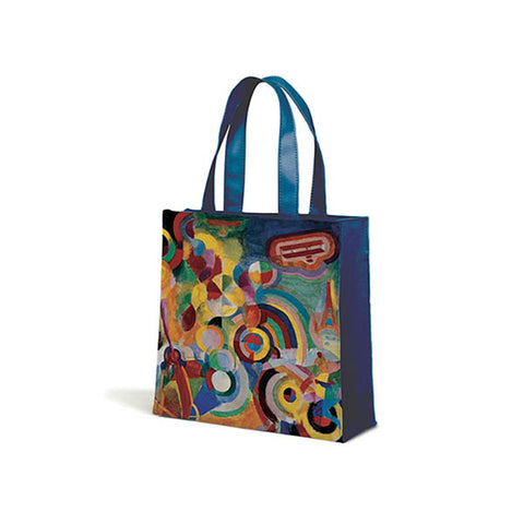 Delaunay Bleriot Tote Bag small