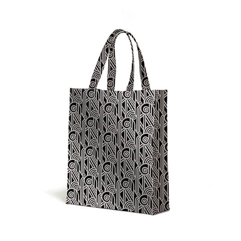 Deco Volute Tote Bag