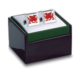 Welsh Dragon Cuff Links Boxed