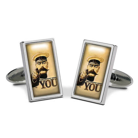 Your Country Needs You Cuff Links