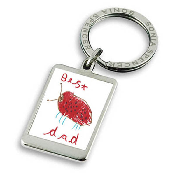 Talented Tots Keyring
