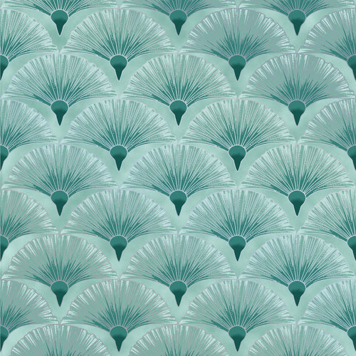 Melba - Fan (Teal)