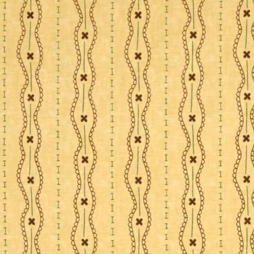 Print's Charming - Stitches (Yellow)
