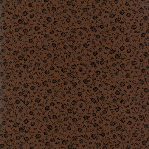Little Gatherings - Small Floral (Brown)