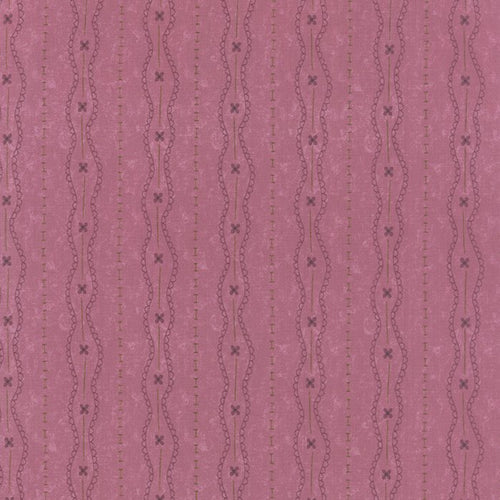 Print's Charming - Stitches (Pink)