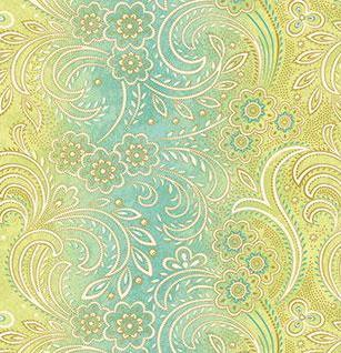 Radiance - Ombre Paisley