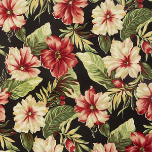 Sunshine - Black Floral