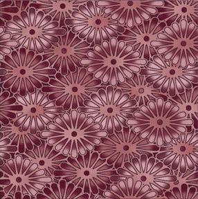Garden of Dreams - Geometric Floral