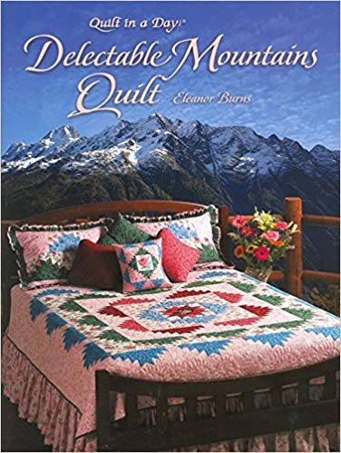 Delectable Mountains Quilt