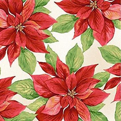 Songbird Christmas - Poinsettia