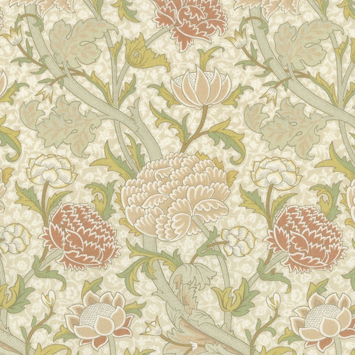 William Morris - Cray on Cream