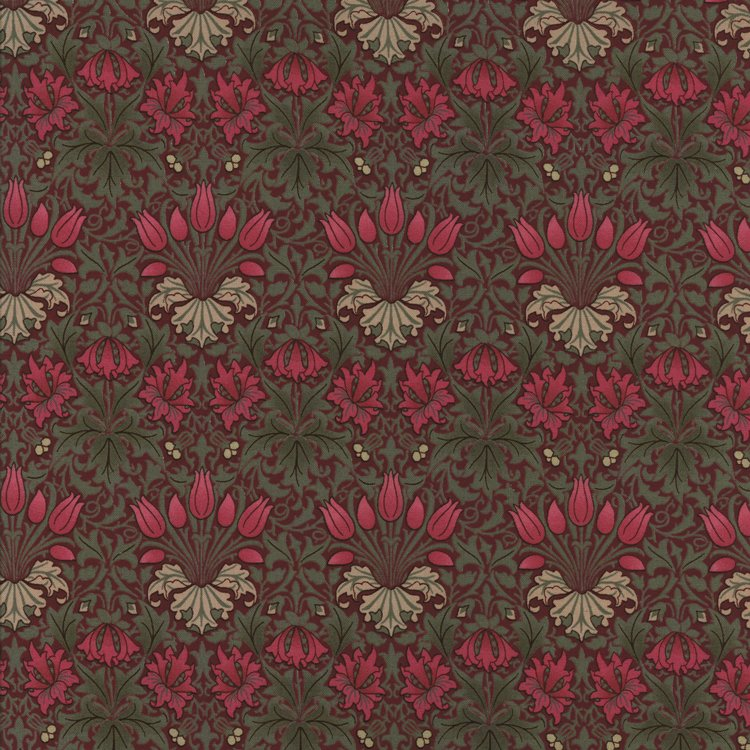 The Morris Apprentice - Tulip