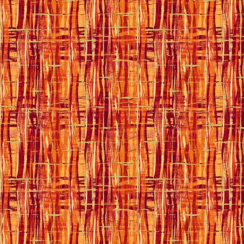 Autumn Spice - Weave (Orange)