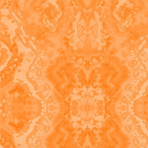 Flannelette Blenders - Orange