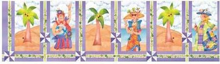 Beach Babes - Blocks Panel
