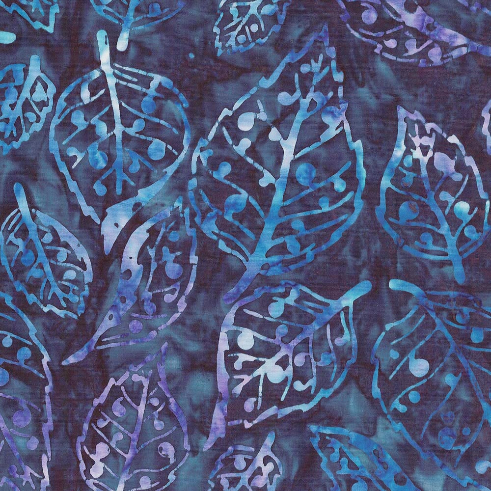 Indigo Inspirations - Birch Leaf
