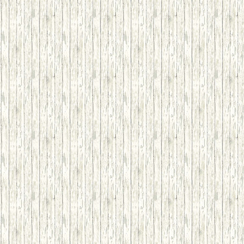 Enchanted Forest Flannel - Barn Siding