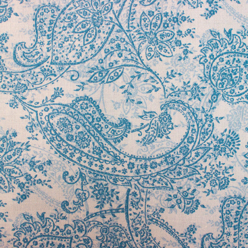 Wings - Paisley (Blue)