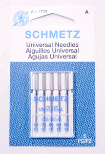 Sewing Machine Needles - Universal Assorted