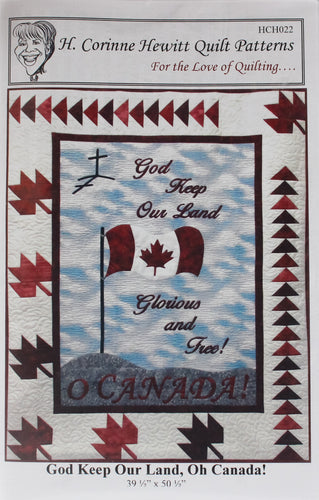 Good Keep Our Land, Oh Canada
