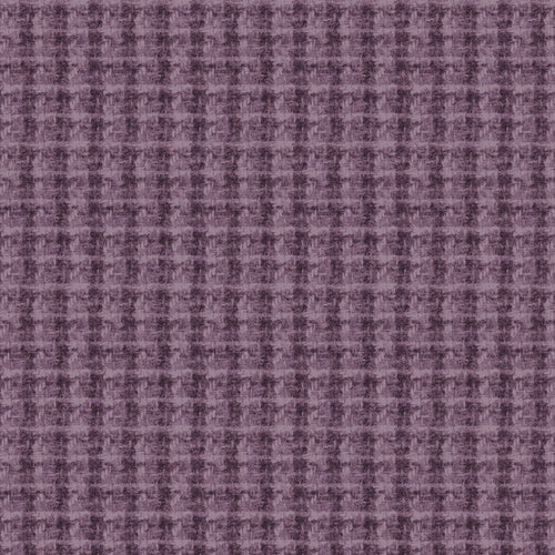 Woolies Flannel - Double Weave (Violet)