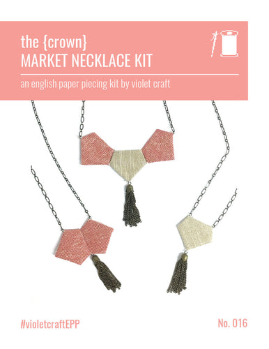 The (Crown) Market Necklace