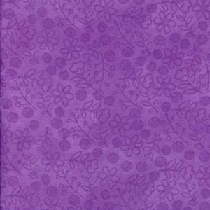 Daisy Dance - Blooms (Purple)