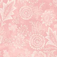 Subtle Song - Floral Toile