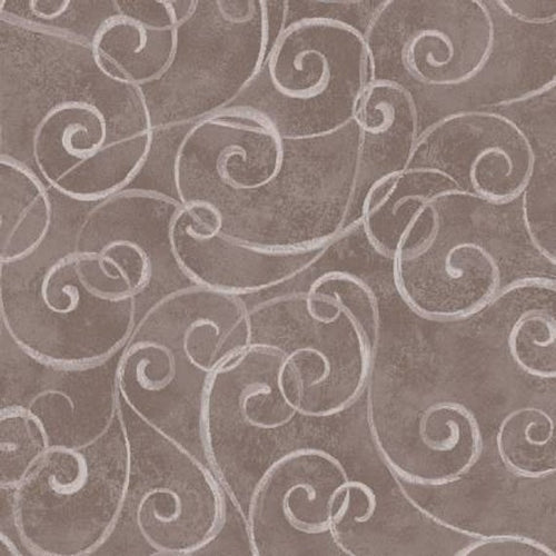 Ivory Kitchen - Scroll (Grey)