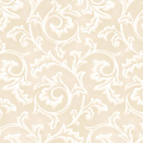 Songbird Christmas - Scroll (Cream)
