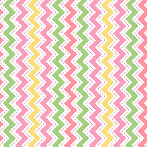 Little One Flannel - Zig Zag
