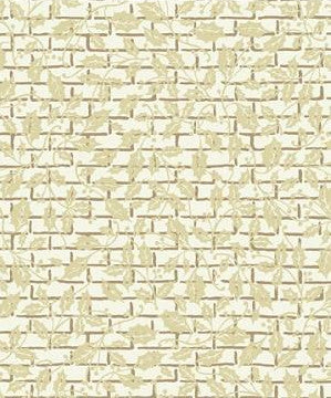 Winter Twist - Ivy Wall (Cream)