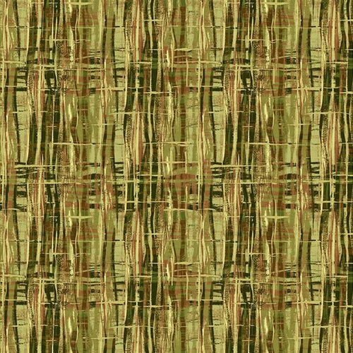 Autumn Spice - Weave (Green)
